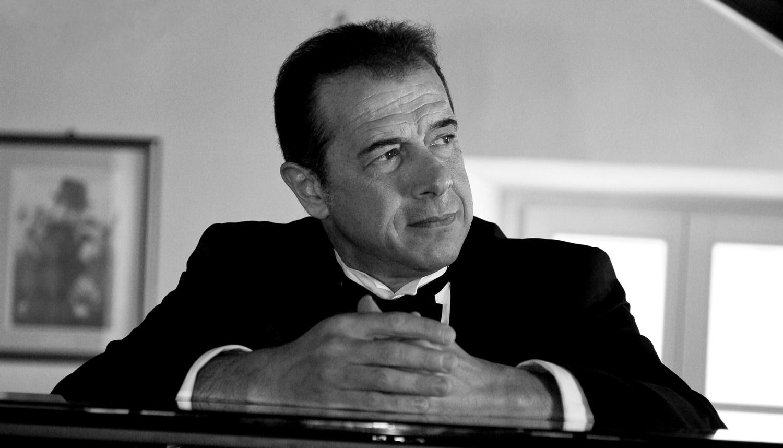 El pianista Fabrizio Moretta ofrece un concierto este domingo en la Fundación Frax
