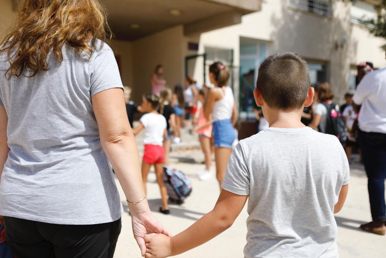 Normalidad en el arranque del curso escolar en los centros de l'Alfàs