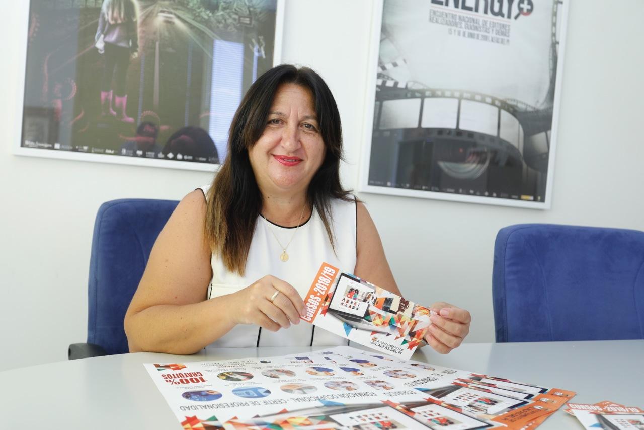 El Centro de Formación Ocupacional de l'Alfàs oferta nuevos cursos para desempleados