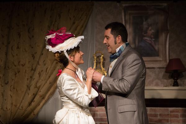 Arranca la temporada teatral en l'Alfàs del Pi con 'La importancia de llamarse Ernesto'