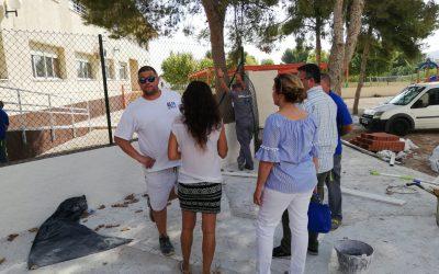 El Ayuntamiento deja listos los centros educativos para el arranque del curso escolar