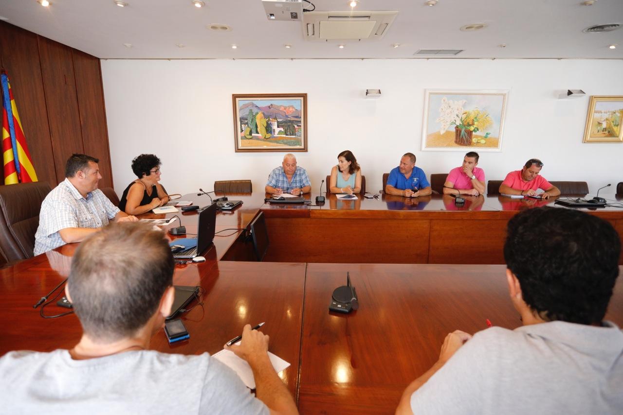 Activado el Plan de Limpieza de Imbornales y Barrancos en l'Alfàs
