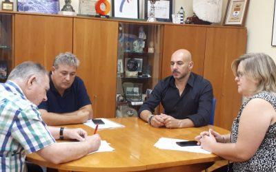 El Ayuntamiento de l'Alfàs renueva el convenio de colaboración con el Grupo Scout Iradier