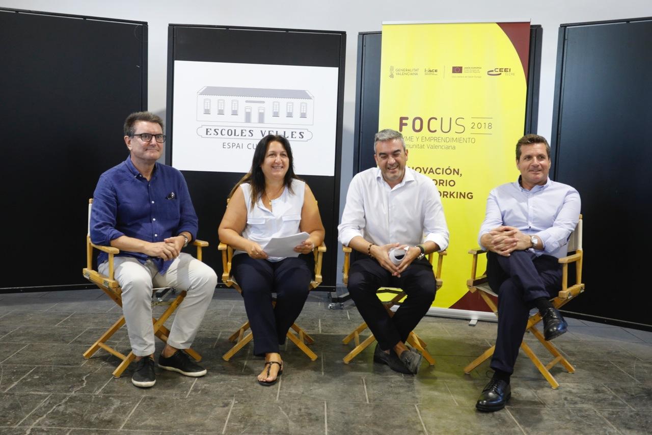L'Alfàs sede de Focus Pyme y Emprendimiento Marina Baixa sobre Economía Circular