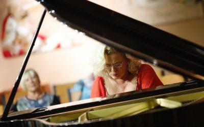 La pianista Cinzia Bartoli ofrece un recital en el Forum Mare Nostrum
