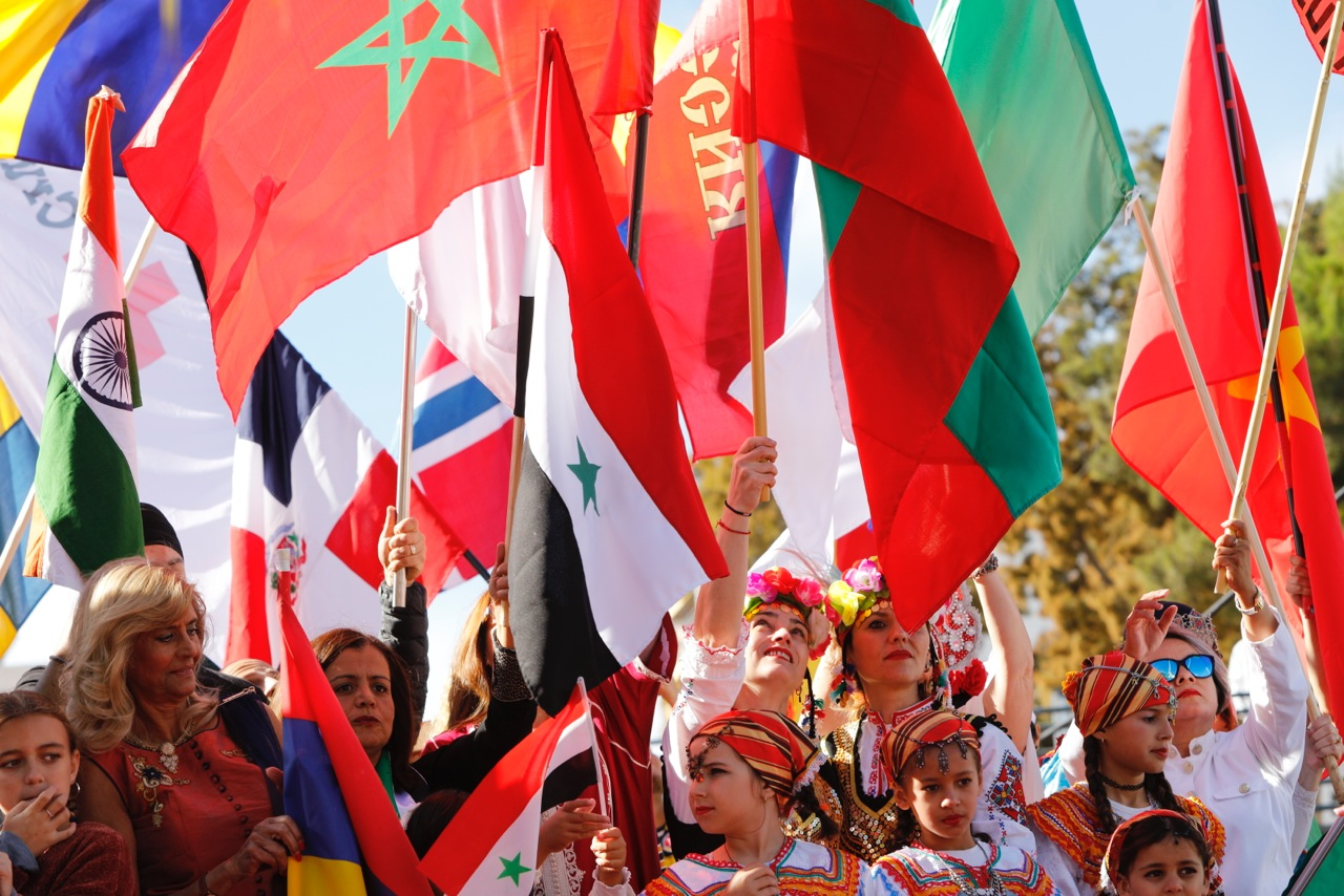 Más de 3.000 personas participan en el XI Día Internacional de l'Alfàs del Pi