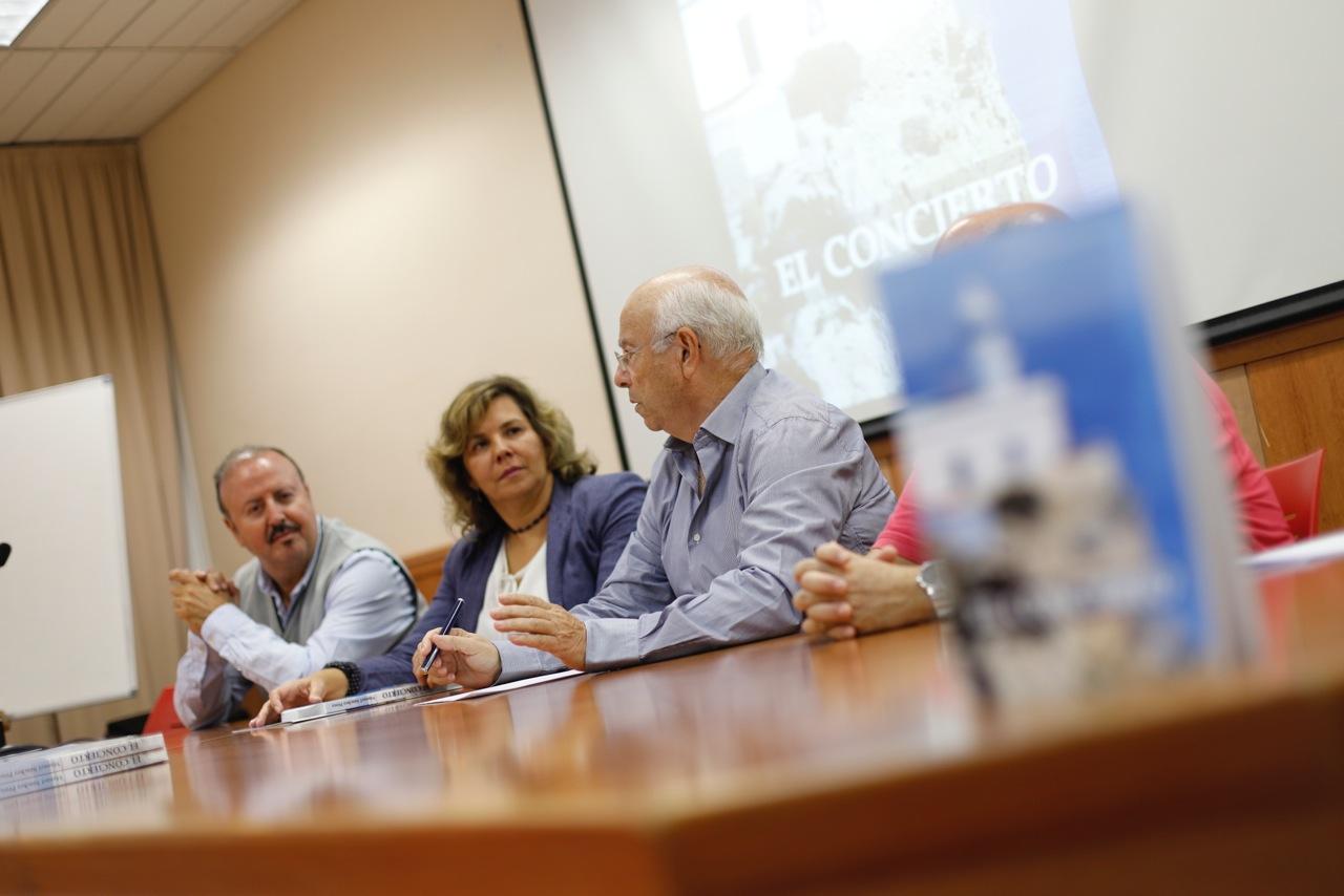 'El Concierto' sitúa l'Alfàs del Pi como escenario de la última novela de Manuel Sánchez