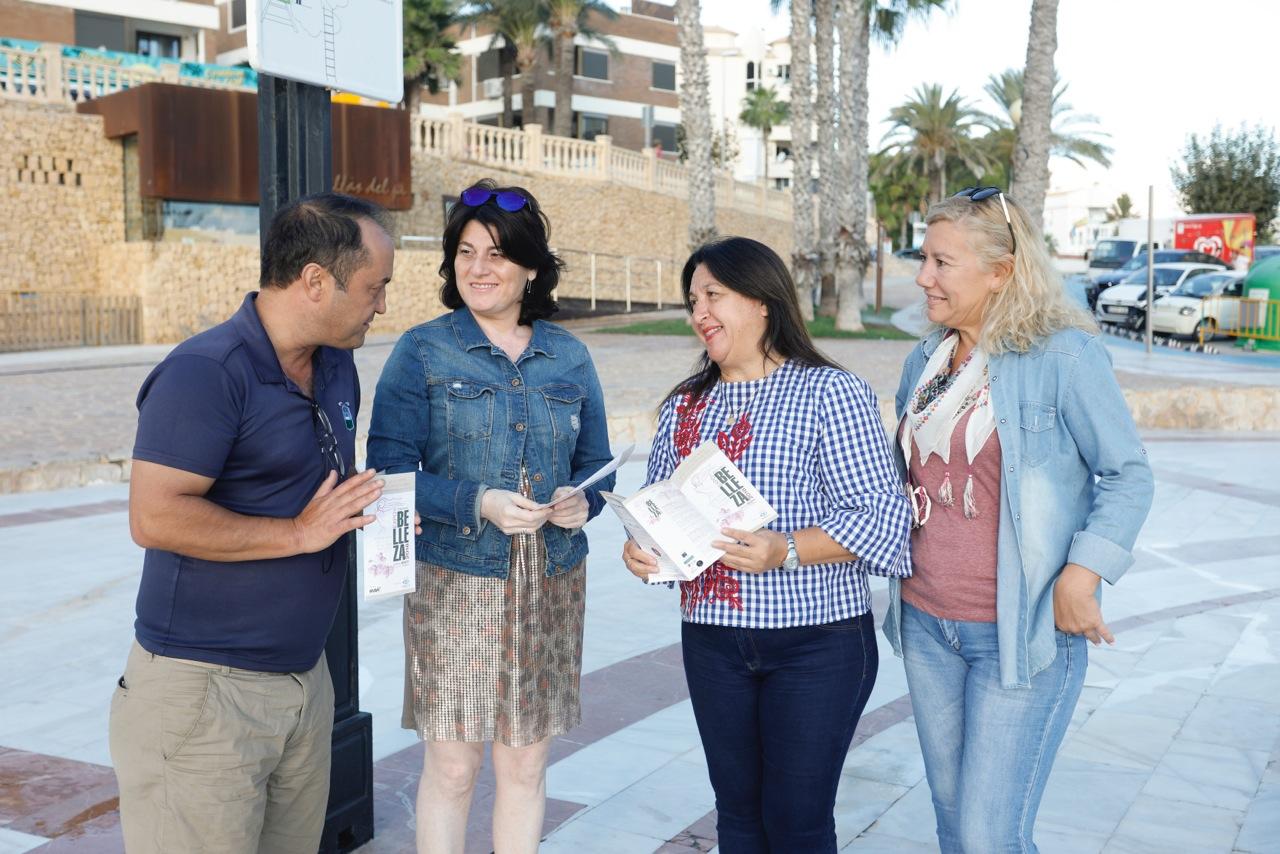 Expobelleza aglutina a una quincena de establecimientos de l'Alfàs, Benidorm y Altea