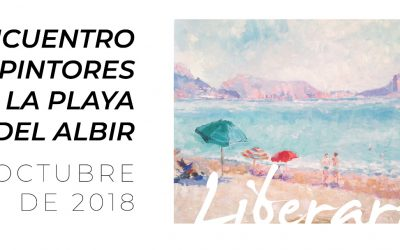 L'Albir, escenario natural para el VIII Encuentro de Pintores