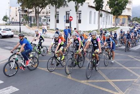 El domingo 7 de octubre se celebrará   en el día de la bicicleta y el día del deporte.