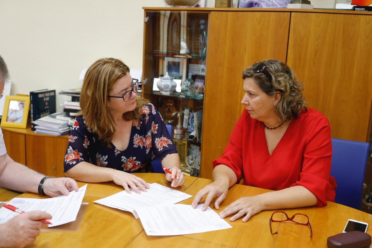 Educación destina cerca de 9.000 euros a las AMPAS del Veles e Vents y del Santíssim Crist del Bon Encert