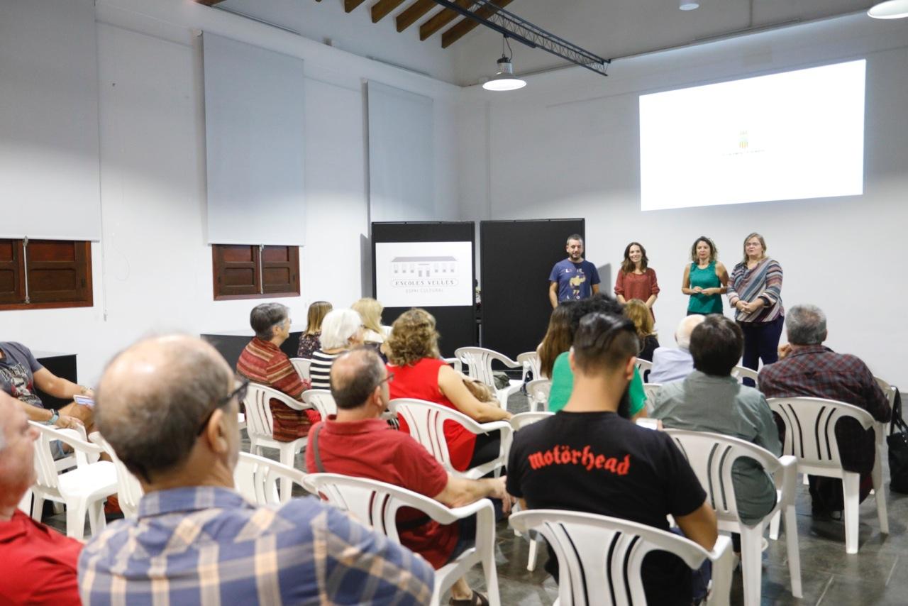 L'Alfàs inicia la celebración del 9 d'octubre con la proyección de un documental