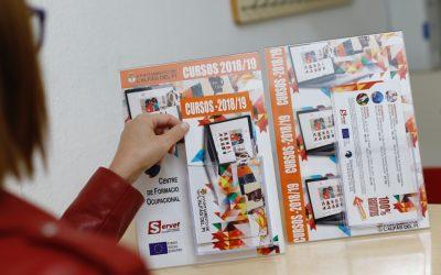 En noviembre arrancan en el CFO de l'Alfàs una decena de cursos para desempleados
