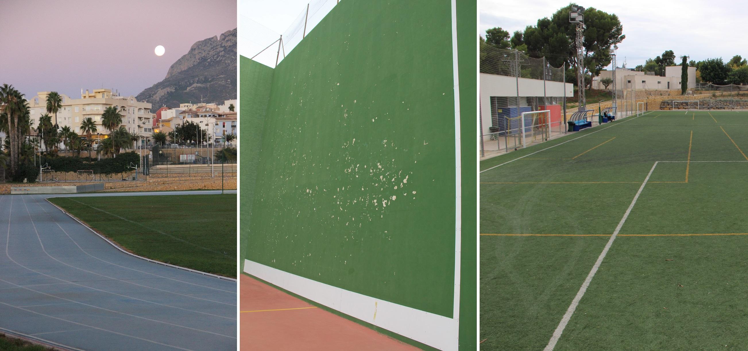 La concejalía de deportes  invertirá mas de 30.000 €uros en la mejora del polideportivo.