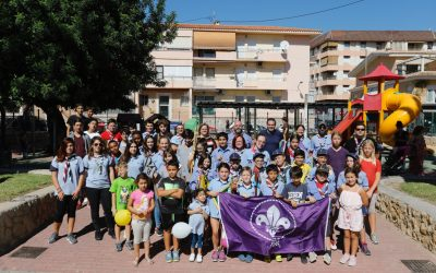 El IV Grupo Scout de l'Alfàs se abre a nuevas incorporaciones