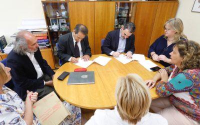 L'Alfàs del Pi firma un convenio de colaboración con el municipio uruguayo de Aguas Corrientes