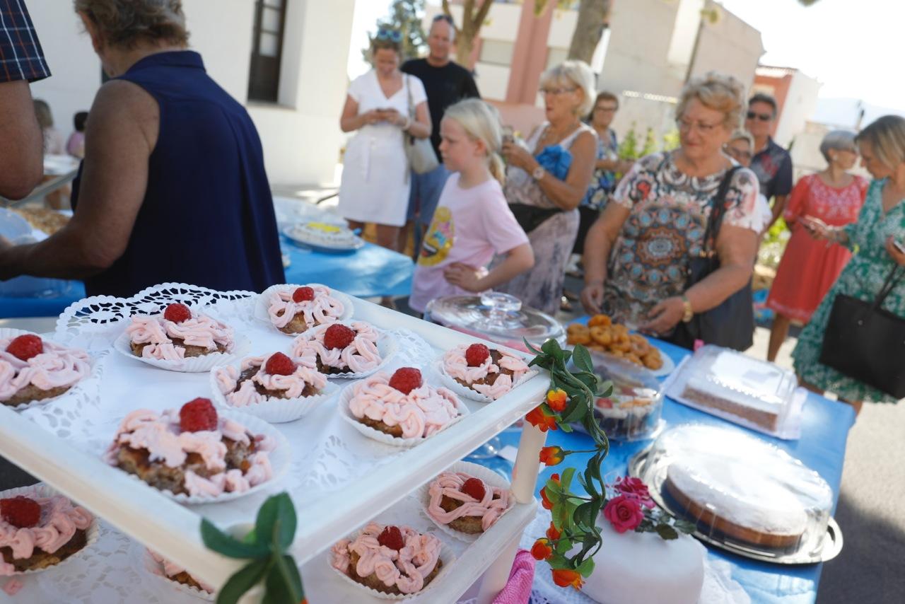 AECC recauda más de 500 euros con el desayuno solidario del pasado sábado