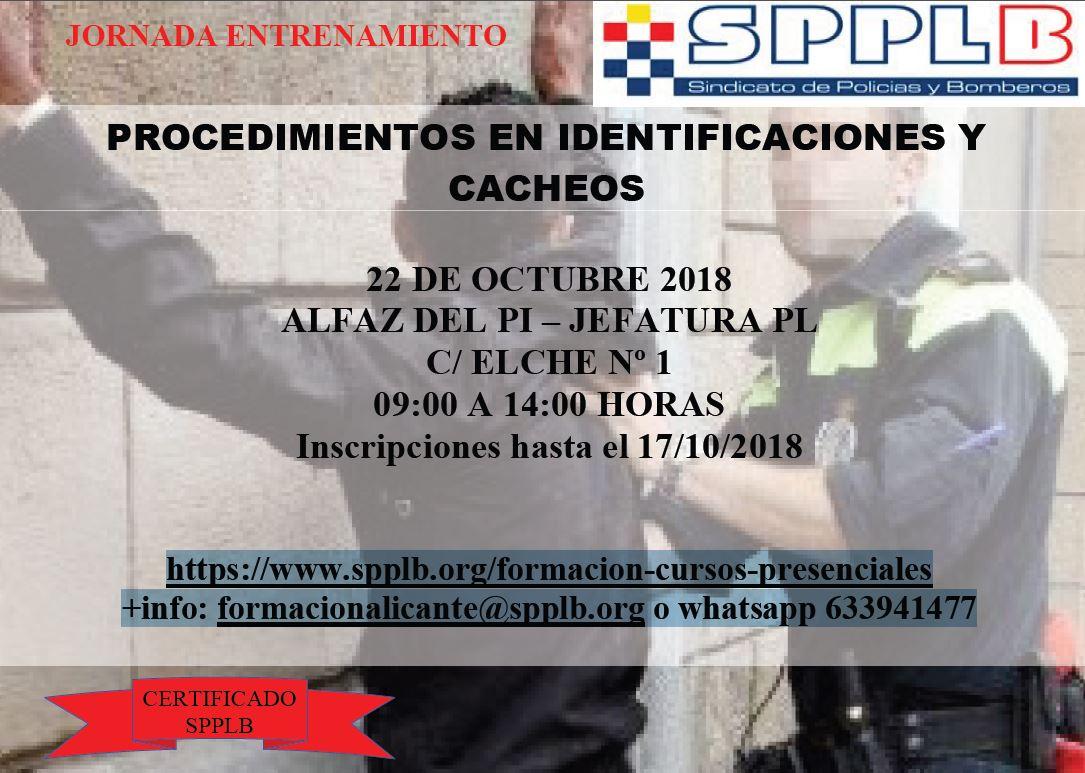 Jornada de formación para agentes de la Policía Local