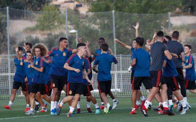 L'Alfàs del Pi alberga un torneo de fútbol de selecciones nacionales Sub-15 de seis países.