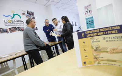 El Ayuntamiento de l'Alfàs y Coempa lanzan un curso de redes sociales para pymes