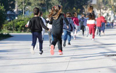 Carreras para luchar contra la violencia de género en los colegios de l'Alfàs