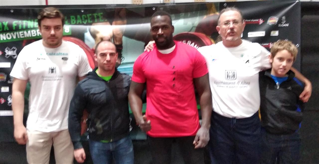 Los alzadores de la Marina Baixa triunfan en el campeonato de España de Albacete