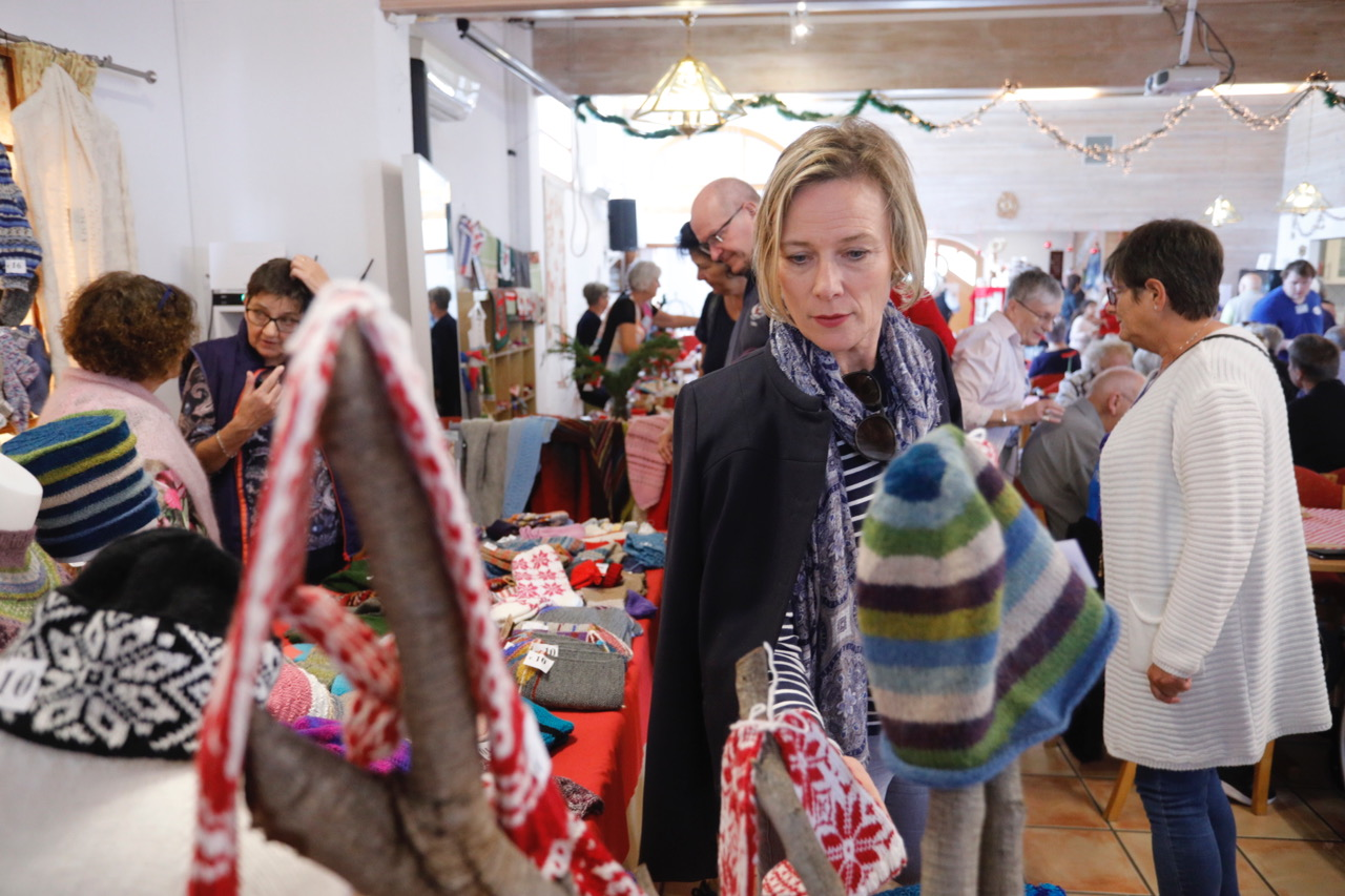 La Iglesia Noruega de l'Albir organiza su Feria de Navidad solidaria