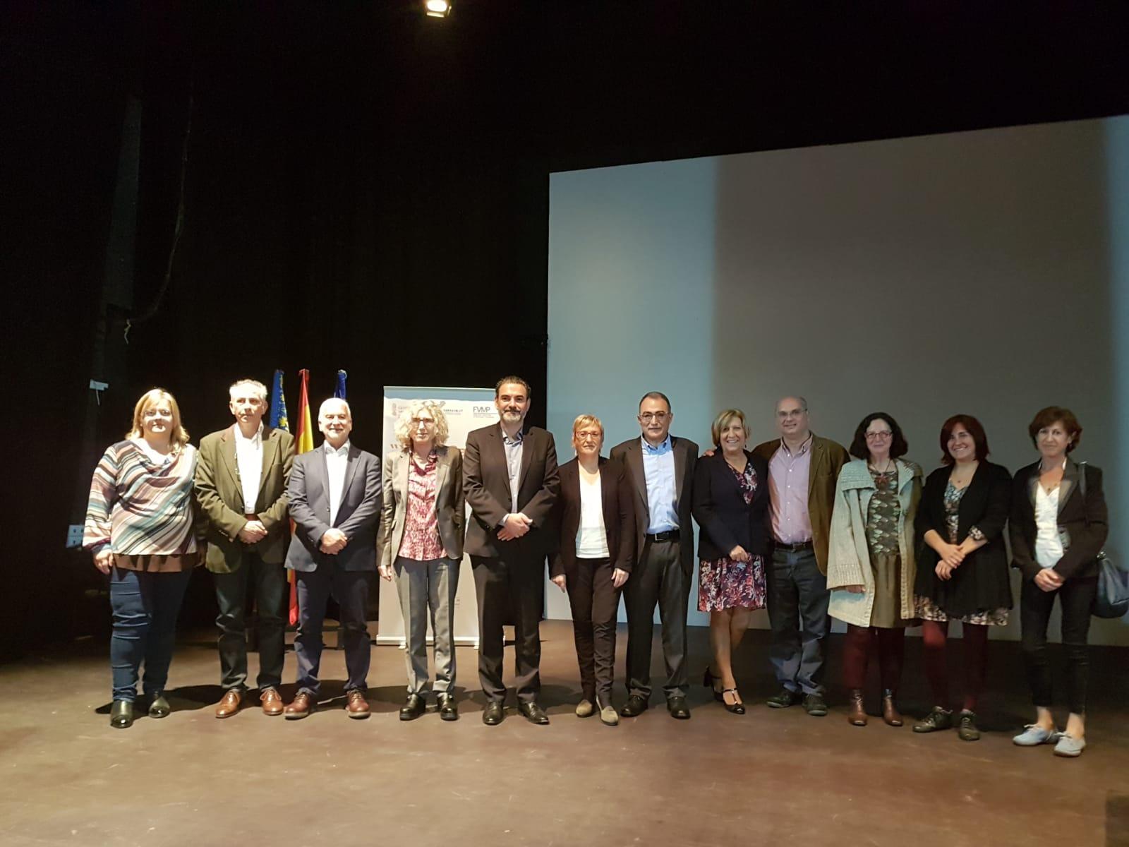 Un centenar de municipios de la Comunitat debaten en l'Alfàs sobre turismo saludable y sostenible