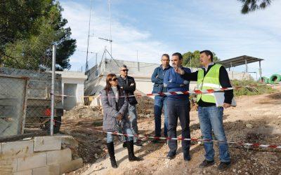 Arrancan las obras de la estación de filtrado de l'Alfàs del Pi