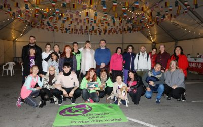 Rotundo éxito de la Fiesta Solidaria de la Asociación de Protección Animal de l'Alfàs