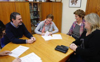 L'Alfàs del Pi y Cruz Roja Española renuevan su acuerdo de colaboración