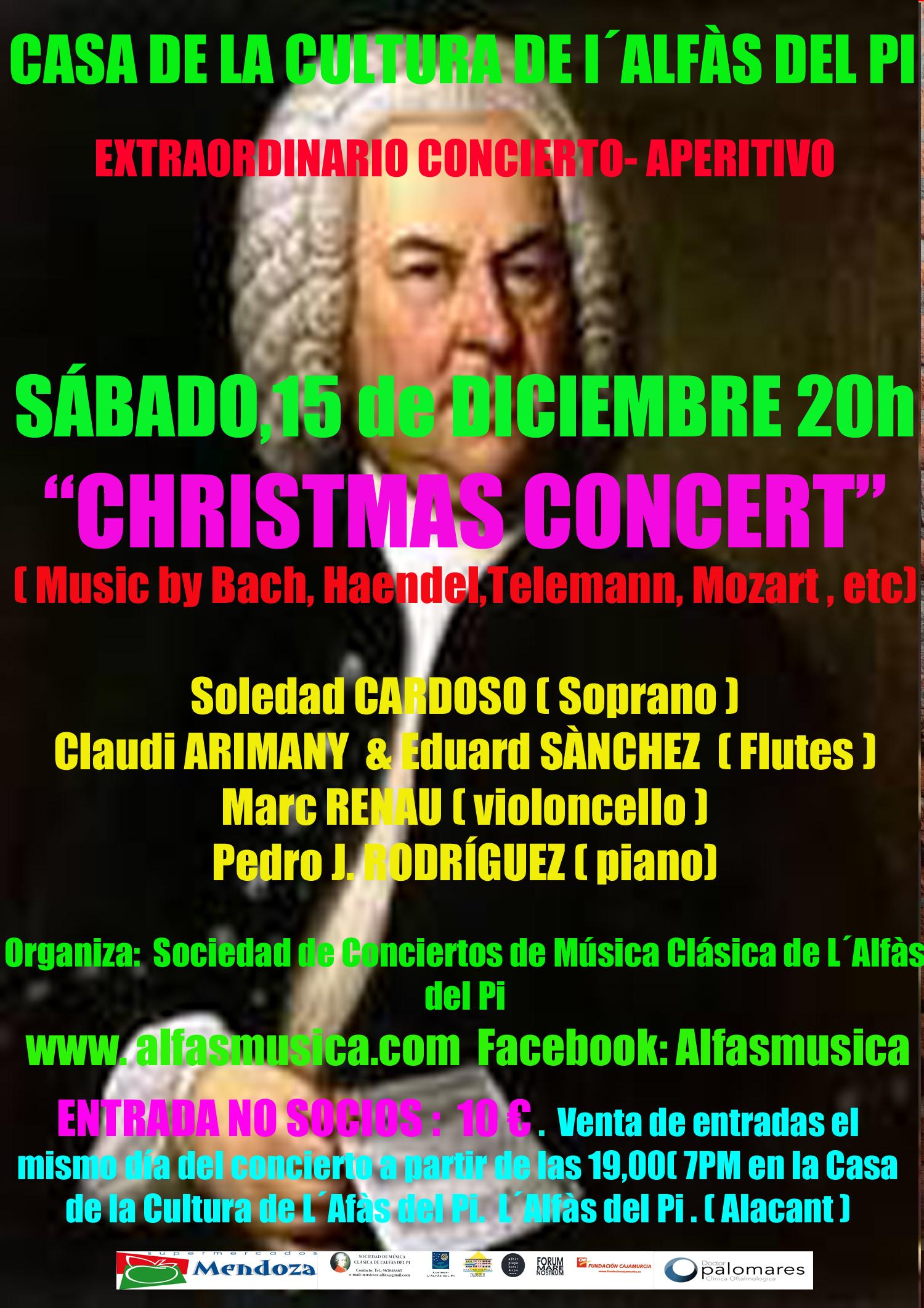 International Chamber Orchestra actúa este sábado en la Casa de Cultura de l'Alfàs