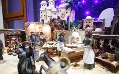El viernes se entregan los premios de los concursos de belenes, árboles de Navidad y escaparates navideños