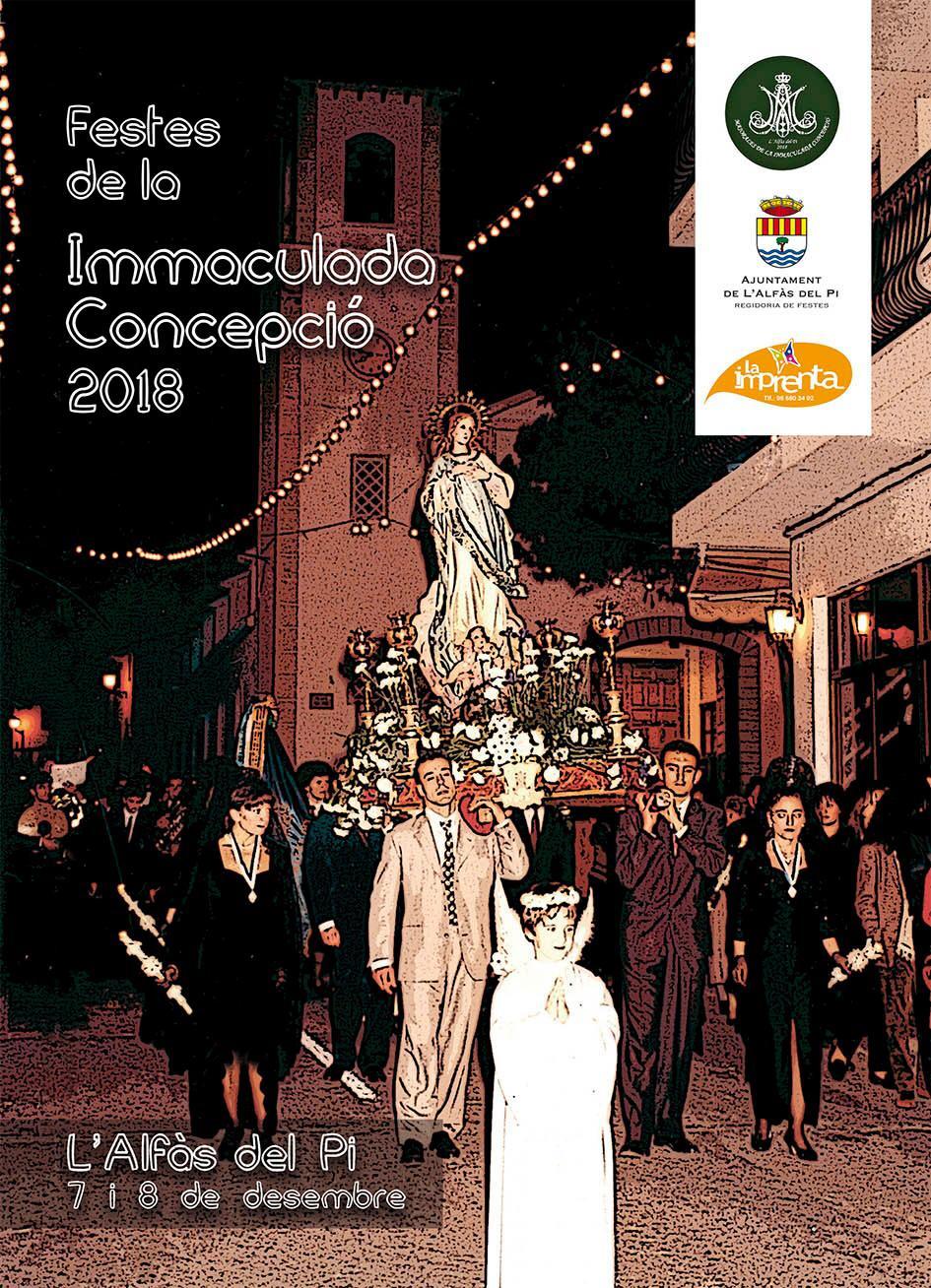 L'Alfàs del Pi se prepara para vivir sus fiestas de la Inmaculada Concepción