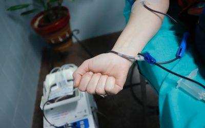 L'Alfàs cierra el año con la última donación de sangre