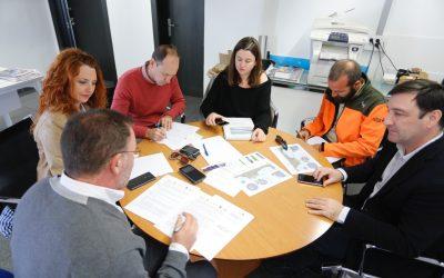 La comisión de seguimiento del servicio de vigilancia marítima de la Serra Gelada se reúne en l'Alfàs