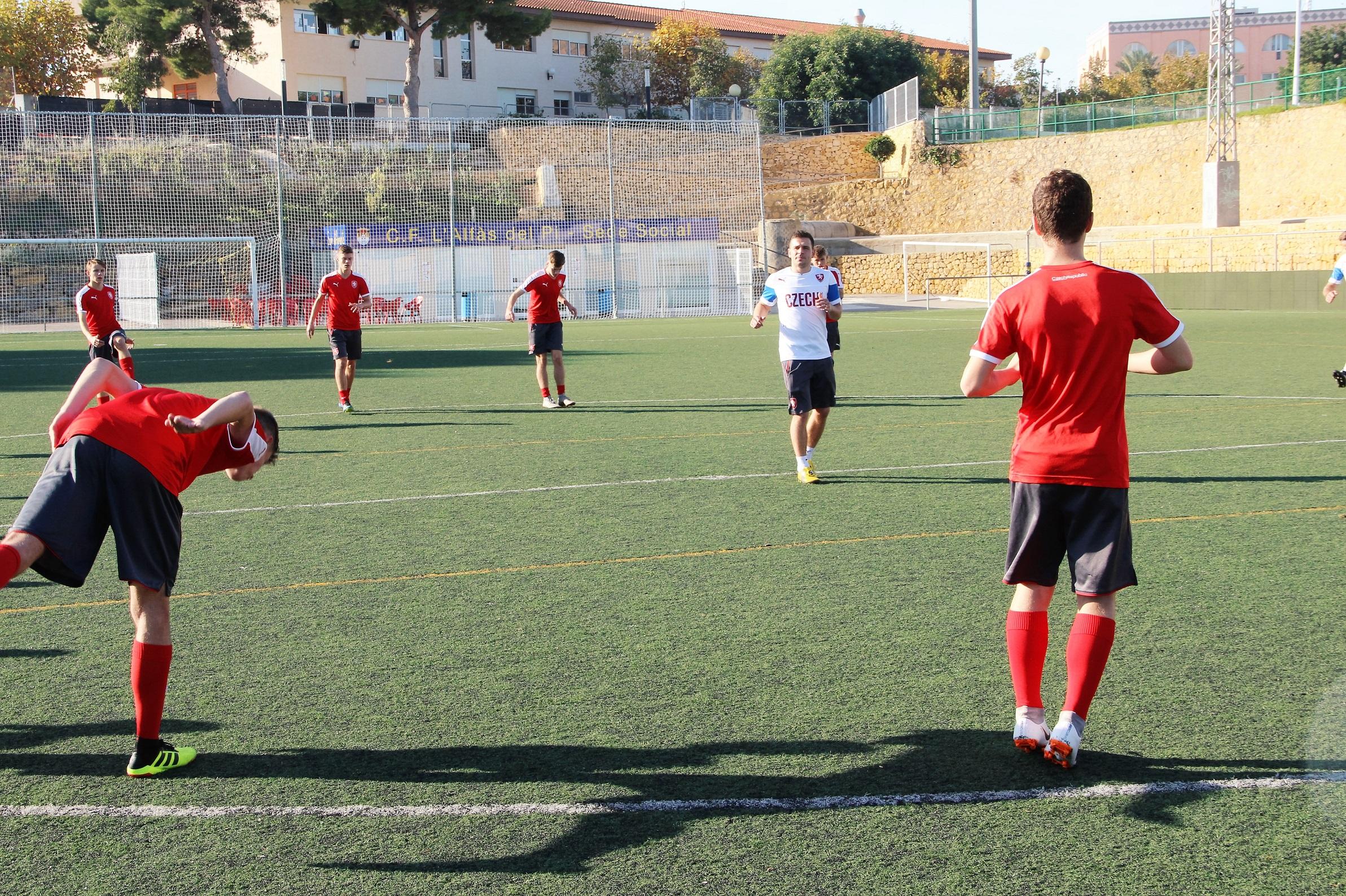 El miércoles juega la selección española sub 15 en l'Alfàs del Pi contra la república Checa.