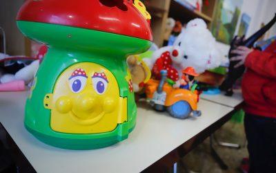 Ropa y juguetes para los más pequeños en Navidad