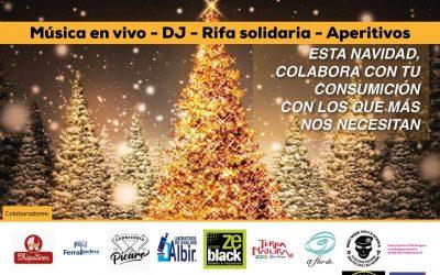 L'Alfàs acoge una fiesta navideña solidaria a beneficio de AECC y Soroptimist