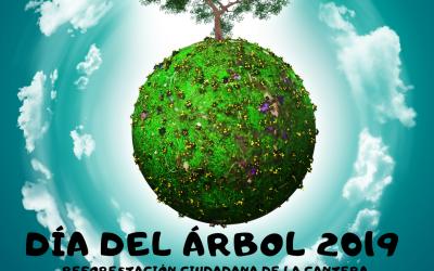 L'Alfàs del Pi renueva y potencia la celebración del Día del Árbol con una jornada familiar en la Cantera de l'Albir