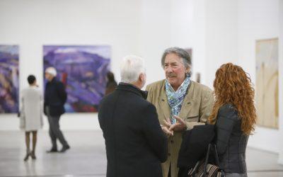 Llega a la Fundación Frax la exposición 'Horizontes perdidos' de Alberto Romero