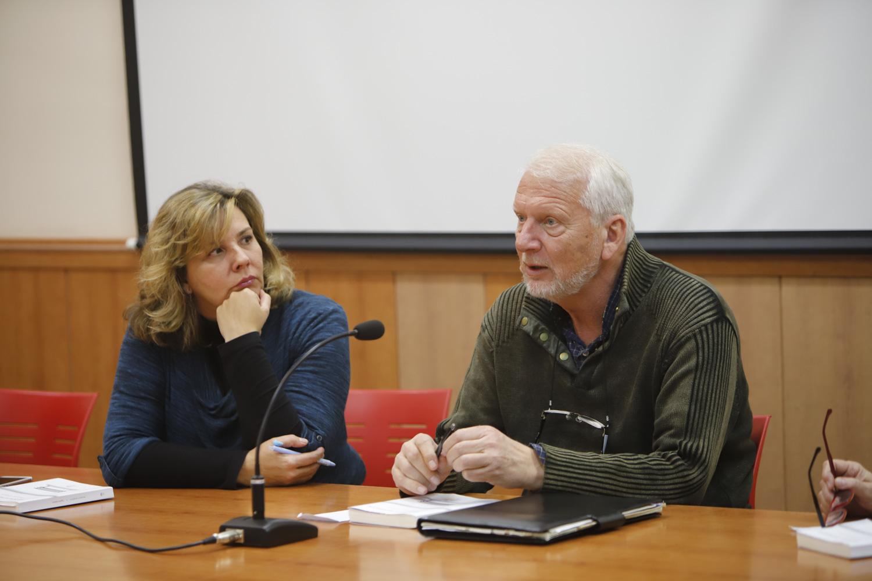 Branislav Djordjevic presentó en l'Alfàs su libro 'Lugares lejanos'