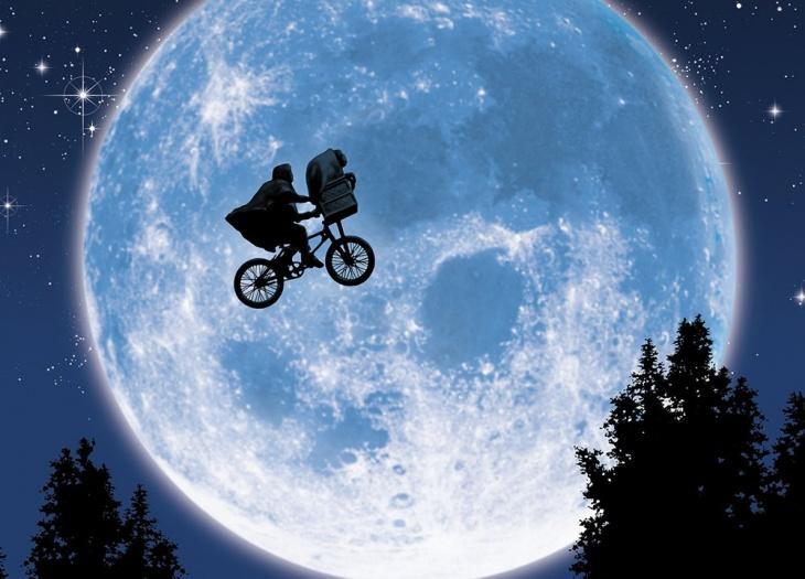 El ciclo de cine infantil del Festival ja ja ja se cierra hoy con un clásico imperecedero como E.T.