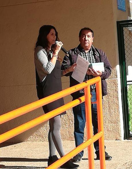 El colegio Santíssim Crist del Bon Encert dona más de 600 euros al Voluntariado Social