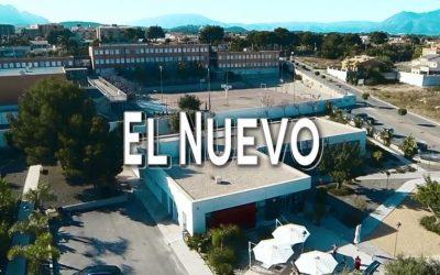 'El Nuevo', de los alumnos del proyecto de mediación de l'Alfàs del Pi, aspirante a premio en la MICE