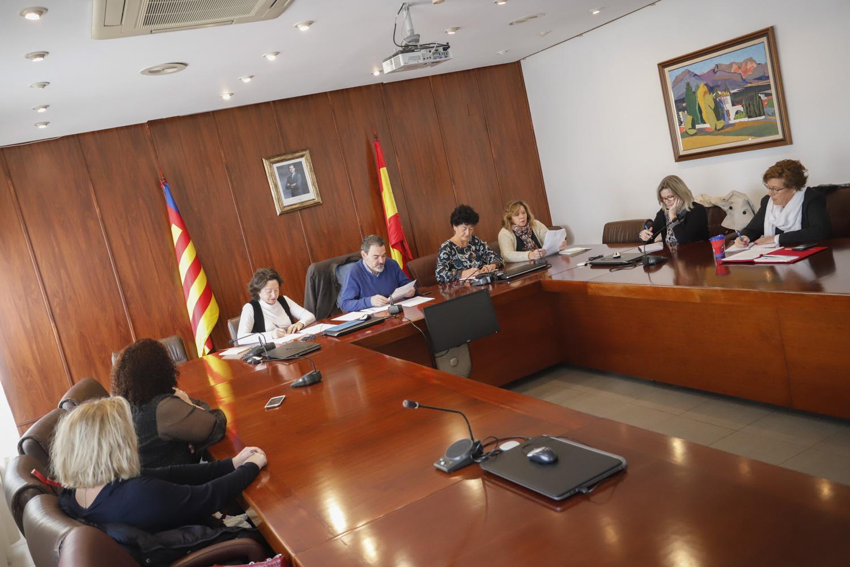Se reúne el Consejo Local por la Igualdad de l'Alfàs para coordinar los actos conmemorativos del 8 de marzo