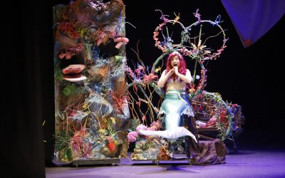 El musical 'La Sirenita' despidió el Festival ja ja ja