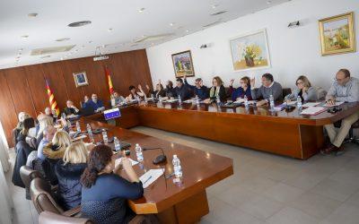 El Pleno aprueba una modificación de crédito para  iniciar los proyectos financiados con Fondos FEDER