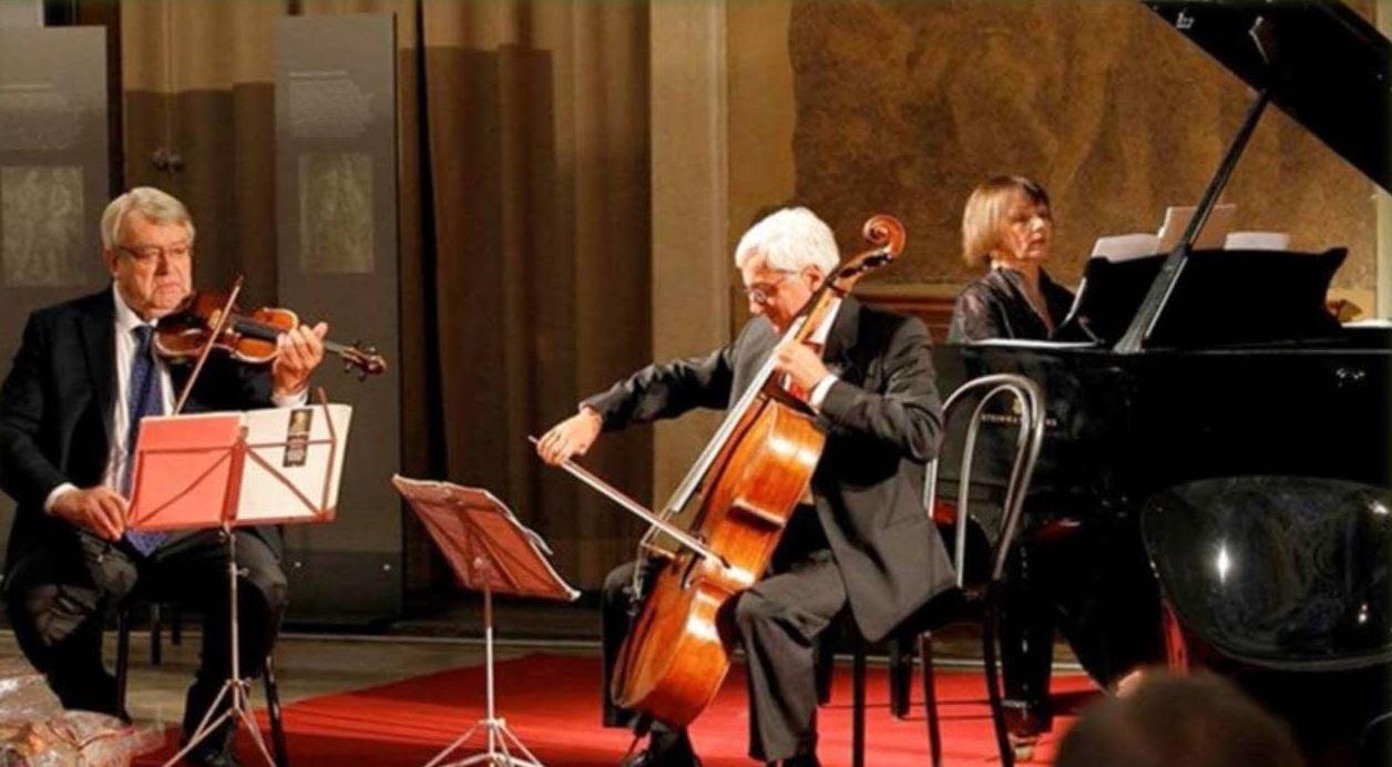 Doble cita con la música clásica de la mano del Trío Faure di Milano
