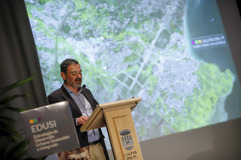 L'Alfàs dirige su futuro hacia un modelo de ciudad inteligente, sostenible e integradora